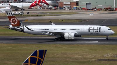 DQ-FAI - Airbus A350-941 - Fiji Airways