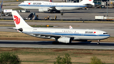 B-6131 - Airbus A330-243 - Air China