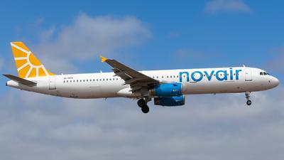 SE-RDN - Airbus A321-231 - Novair