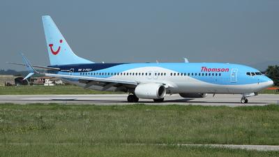 G-FDZY - Boeing 737-8K5 - Thomson Airways