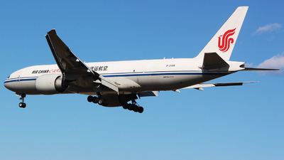 A picture of B2098 - Boeing 777FFT - Air China Cargo - © love pek Zong chao LI