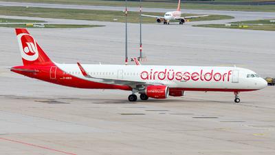 D-ABCO - Airbus A321-211 - Air Berlin
