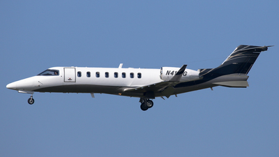N411FG - Bombardier Learjet 45 - Private