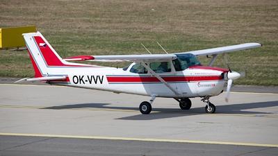 OK-VVV - Cessna 172N Skyhawk II - Aviation Club