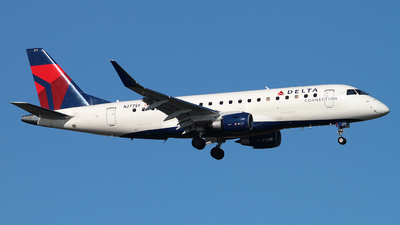 N277SY - Embraer 170-200LR - Delta Connection (SkyWest Airlines)