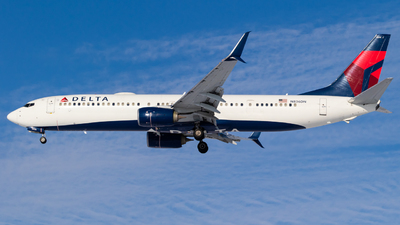 A picture of N836DN - Boeing 737932(ER) - Delta Air Lines - © Alex Crail