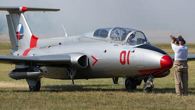 OM-SLK - Aero L-29 Delfin - Private