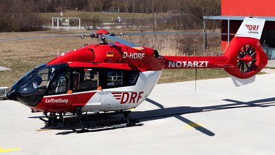 D-HDRF - Airbus Helicopters H145 - DRF Luftrettung