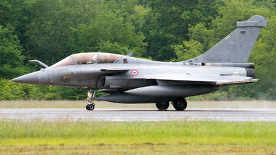 306 - Dassault Rafale B - France - Air Force