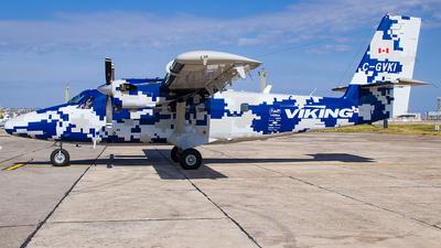 C-GVKI - Viking DHC-6-400 Twin Otter - Viking Aircraft