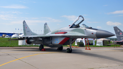 RF-90858 - Mikoyan-Gurevich MiG-29SMT Fulcrum - Russia - Air Force