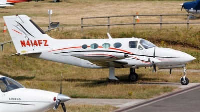 N414FZ - Cessna 414 - Private