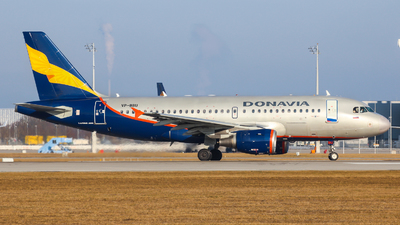 VP-BBU - Airbus A319-112 - Donavia