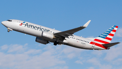 A picture of N998NN - Boeing 737823 - American Airlines - © Alec Mollenhauer