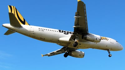 VH-VNG - Airbus A320-232 - Tiger Airways Australia