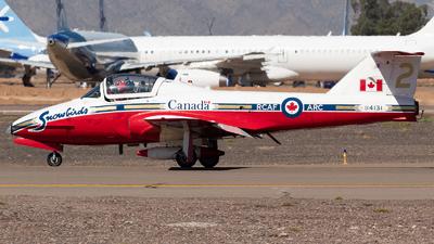 114131 - Canadair CT-114 Tutor - Canada - Royal Canadian Air Force (RCAF)