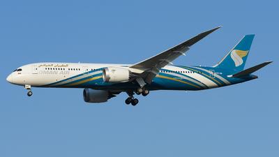 A4O-SD - Boeing 787-9 Dreamliner - Oman Air