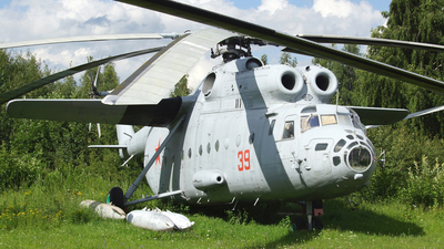39 - Mil Mi-6 Hook - Soviet Union - Air Force