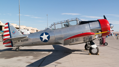 N2550 - North American SNJ-5 Texan - Private