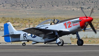 NL151CF - North American P-51D Mustang - Private