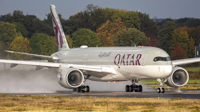 A7-ALB - Airbus A350-941 - Qatar Airways