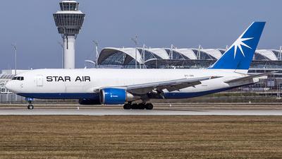 OY-SRI - Boeing 767-25E(BDSF) - Star Air