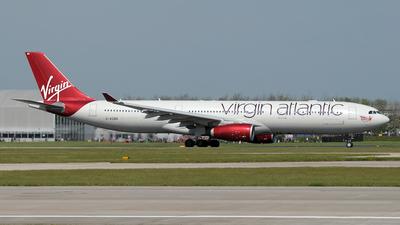 G-VGBR - Airbus A330-343 - Virgin Atlantic Airways