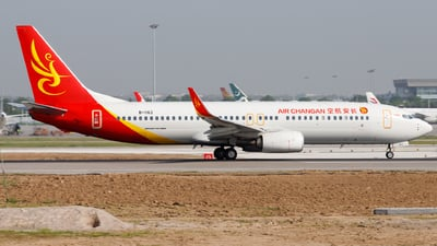B-1162 - Boeing 737-84P - Air Changan