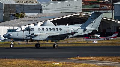 11-00265 - Beechcraft MC-12S Huron - United States - US Army