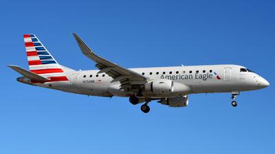 N256NN - Embraer 170-200LR - American Eagle (Envoy Air)