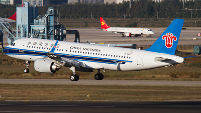 B-000T - Airbus A320-271N - China Southern Airlines