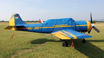 HA-JAV - Yakovlev Yak-52 - Private