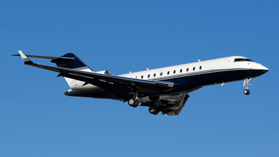 N898MJ - Bombardier BD-700-1A10 Global 6000 - Private