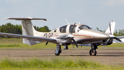 PS-CAP - Diamond Aircraft DA-62 - Private