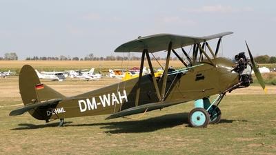 D-EHML - Polikarpov CSS-13 - LSV Sachsen