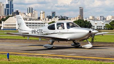 PR-CTC - Cirrus SR22-GTS - Private