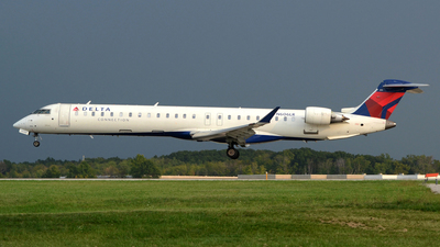 N606LR - Bombardier CRJ-900LR - Delta Connection (ExpressJet Airlines)