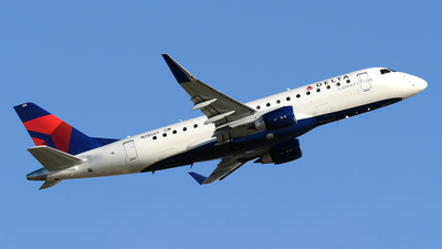 N285SY - Embraer 170-200LL - Delta Connection (SkyWest Airlines)