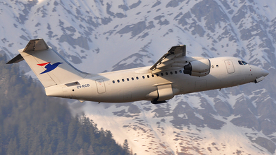 OY-RCD - British Aerospace Avro RJ85 - Atlantic Airways