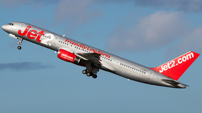 A picture of GLSAA - Boeing 757236 - Jet2 - © Newcastle Spotter