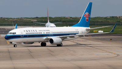 B-1155 - Boeing 737-81B - China Southern Airlines