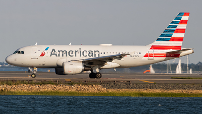 N722US - Airbus A319-112 - American Airlines