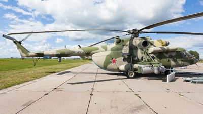RF-95593 - Mil Mi-8AMTSh Hip - Russia - Air Force