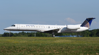 A picture of N14558 - Embraer ERJ145LR - [145598] - © DJ Reed - OPShots Photo Team
