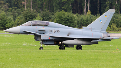30-95 - Eurofighter Typhoon EF2000(T) - Germany - Air Force