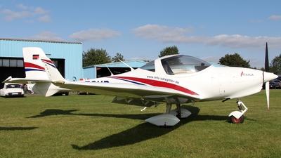 D-ESHB - Aquila A211 - Motorflug Club Salzgitter