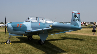 N34MK - Beechcraft T-34A Mentor - Private