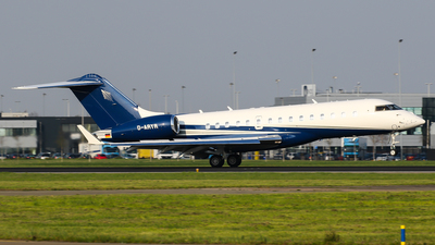 D-ARYR - Bombardier BD-700-1A10 Global Express - ACM Air Charter
