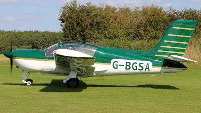 G-BGSA - Socata MS-892E Rallye 150GT - Private