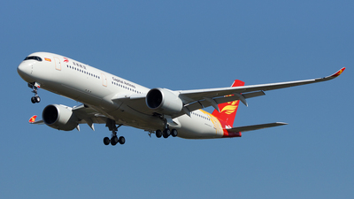 F-WZFR - Airbus A350-941 - Capital Airlines
